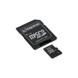 Memory Card Kingston microSDHC 4GB