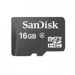 Memory Card SanDisk microSDHC 16GB