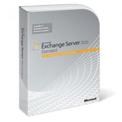 Microsoft Exchange Server Standard CAL 2010 English MLP 5 User CAL