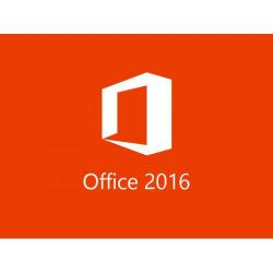 Microsoft Office Home and Business 2016 for MAC English EuroZone Medialess