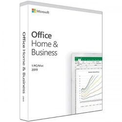 Microsoft Office Home and Business 2019 English EuroZone Medialess, 1User