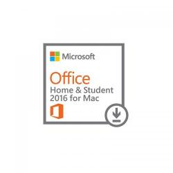 Microsoft Office Home and Student 2016 for MAC, All languages, FPP