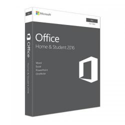 Microsoft Office Home and Student 2016 pentru MAC, English, Medialess P2
