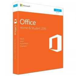 Microsoft Office Home and Student 2016 Windows English, 1 PC, Medialess P2