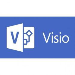 Microsoft Visio Standard 2016, All languages, FPP