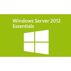 Microsoft Windows 2012 Server Essentials 64Bit 1-2CPU