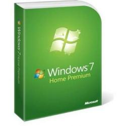 Microsoft Windows 7 Home Premium SP1 64-bit English 1pack DSP OEI 611 DVD