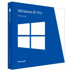Microsoft Windows 8.1 Professional 32bit EN DSP OEI 1 pack