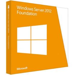 Microsoft Windows Server 2012 Foundation (1 CPU) ENG IBM ROK KIT
