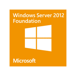 Microsoft Windows Server 2012 Foundation HP ROK KIT