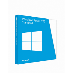 Microsoft Windows Server 2012 Standard HP ROK Kit