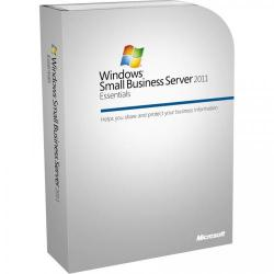 Microsoft Windows Small Business Server Essentials 2011 64Bit English 1pk DSP OEI CD/DVD 1-2CPU