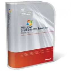 Microsoft Windows Small Business Server Preium CAL Ste 2008 English 1pk DSP OEI 5 Clt Device