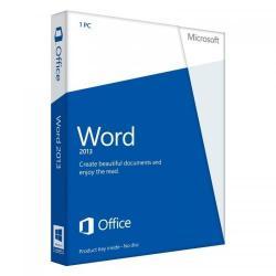 Microsoft  Word 2013 32-bit/x64 English Medialess