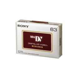 MiniDigital Sony Casete HD DVM63HDV