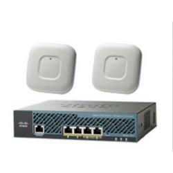 Mobility Express Bundle Cisco 2 x AP2700i and WLC2504 cu 25 licente, POE