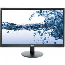 Monitor LED AOC E2270SWHN, 21.5inch, 1920x1080, 5ms, Black