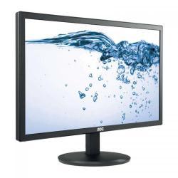 Monitor LED AOC E2280SWN, 21.5inch, 1920x1080, 5ms, Black