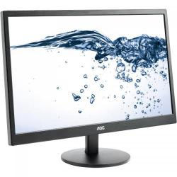 Monitor LED AOC e2470Swda, 23.6inch, 1920x1080, 5ms, Black