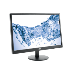 Monitor LED AOC E2470SWHE, 23.6inch, 1920x1080, 5ms, Black