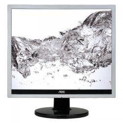 Monitor LED AOC E719SDA, 17inch, 1280x1024, 5ms, Black-Silver