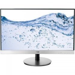 Monitor LED AOC i2269Vwm, 21.5inch, 1920x1080, 5ms, Black-Silver
