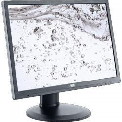 Monitor LED AOC M2060PWQ, 19.5inch, 1920x1080, 5ms, Black