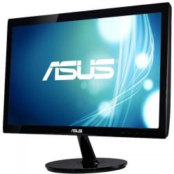 Monitor LED Asus VS207DF, 19.5inch, 1366x768, 5ms, Black
