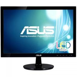 Monitor LED ASUS VS207T-P, 19.5inch, 1600x900, 5ms, Black
