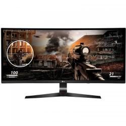 Monitor LED Curbat LG 34UC79G, 34inch, 2560x1080, 5ms GTG, Black