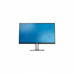 Monitor LED DELL U2715H, 27inch, 2560x1440, 6ms GTG, Black-Silver