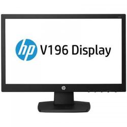 Monitor LED HP V196, 18.5inch, 1366x768, 5ms, Black