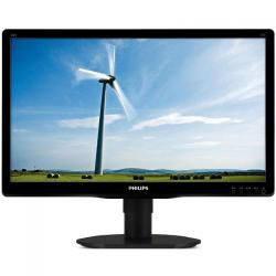 Monitor LED Philips 200S4LYMB, 19.5inch, 1600x900, 5ms, Black