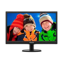 Monitor LED Philips 203V5LSB26 19.5inch, 1600x900, 5ms