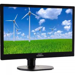 Monitor LED Philips 221S6LCB, 21.5inch, 1920x1080, 5ms, Black