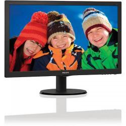 Monitor LED Philips 223V5LSB2, 21.5inch, 1920x1080, 5ms, Black