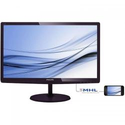 Monitor LED Philips 227E6EDSD, 21.5inch, 1920x1080, 5ms GTG, Black Cherry