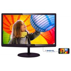 Monitor LED Philips 227E6LDAD, 21,5inch, 1920x1080, 2ms GTG, Black