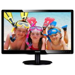 Monitor Philips V-line 200V4LAB2/00, 19.5inch, 1600x900, 5ms