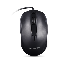 Mouse Optic Canyon Mice, USB, Black
