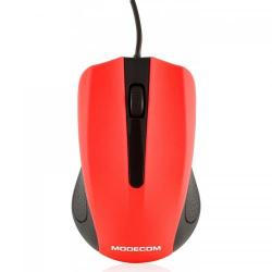 Mouse Optic Modecom MC-M9, UBS, Black-Red