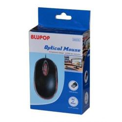 Mouse optic Vakoss BLUPOP BM200, USB, Black