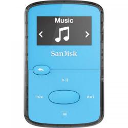MP3 Player Sandisk CLip Jam 8GB, Blue