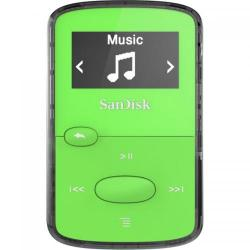 MP3 Player Sandisk CLip Jam 8GB, Green