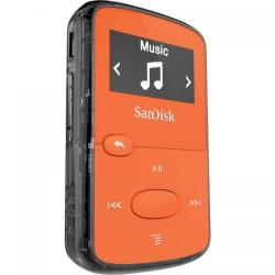 MP3 Player Sandisk CLip Jam 8GB, Orange