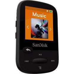 MP3 Player Sandisk CLip Jam 8GB, Radio FM, Black
