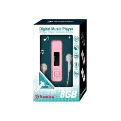 MP3 Player Transcend T-Sonic 330 8GB, pink