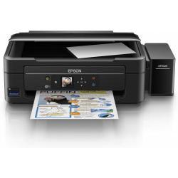 Multifunctional Epson InkJet Color L486 Wireless