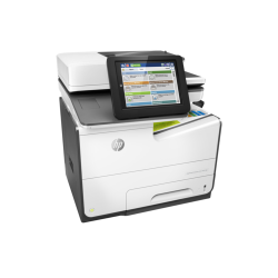 Multifunctional HP PageWide Enterprise Color MFP 586dn