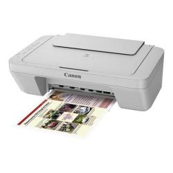 Multifunctional Inkjet Color Canon Pixma MG3052 Wireless, Grey